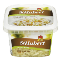 St Hubert Traditional Coleslaw (454g)  - Urbery