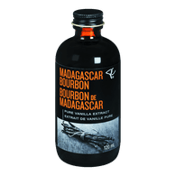 PC Black Label Madagascar Bourbon Vanilla Extract (120mL)  - Urbery