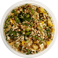 Roasted Corn & Pepper Quinoa  - Urbery
