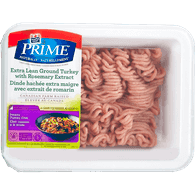 Maple Leaf Prime Extra Lean Ground Turkey (approx. 450g)