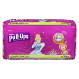 Pull-Ups Nighttime Training Pants, Mega Pack Girl 2-3 (38 ea)