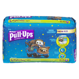 Pull-Ups Nighttime Training Pants, Mega Pack Boy 3-4 (35 ea)