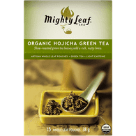 Mighty Leaf Organic Hojicha Green Tea (15ea)  - Urbery