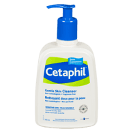 Cetaphil Gentle Skin Cleanser (500mL)  - Urbery