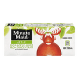 Minute Maid Apple Juice (10x200mL)