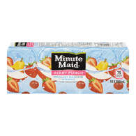 Minute Maid Juice Berry Punch (10x200mL)  - Urbery