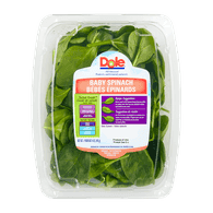 Dole Baby Spinach Salad (142g)