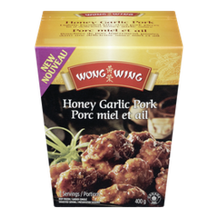 Wong Wing Honey Garlic Pork (400g)  - Urbery