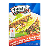 Yves Veggie Ground Round Mexican (340g)