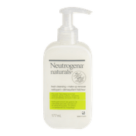Neutrogena Naturals Fresh Cleansing & Makeup Remover (177mL)  - Urbery