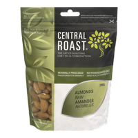Central Roast Raw Almonds (260g)  - Urbery