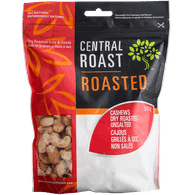 Central Roast Dry Roasted Cashews, Unsalted (300g)  - Urbery