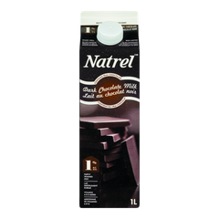 Natrel Dark Chocolate Milk (1L)  - Urbery
