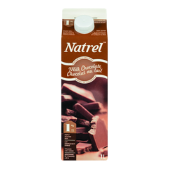 Natrel Milk Chocolate (1L)  - Urbery