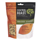 Central Roast Dry Roasted Cashews, Salted (300g)