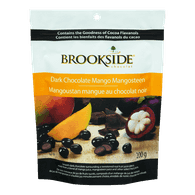 Brookside Dark Chocolate Mango Mangosteen (200g)  - Urbery
