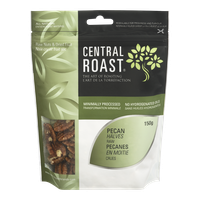 Central Roast Roasted Pecan Halves (150g)  - Urbery