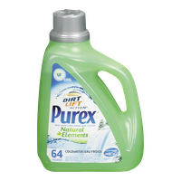 Purex HE Laundry Liquid, Coldwater (2.95L)  - Urbery