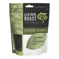 Central Roast Dried Cranberries (225g)  - Urbery