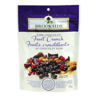 Brookside Dark Chocolate Fruit Crunch (142g)  - Urbery