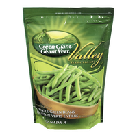 Green Giant Valley Selections, Whole Green Beans (500g)  - Urbery