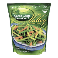 Green Giant Valley Selections, Bean and Carrot Medley (500g)  - Urbery