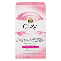 Olay Active Hydrating Lotion (177mL)  - Urbery