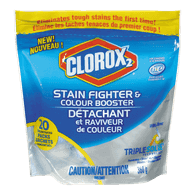 Clorox Stain Fighter & Colour Booster (20ea)  - Urbery