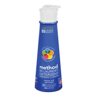 Method Laundry Detergent, Fresh Air (600mL)  - Urbery