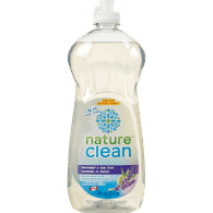 Nature Clean Dishwashing Detergent , Lavender & Tea Tree (740mL)  - Urbery