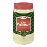 Kraft Grated Cheese Parmesan (500g)