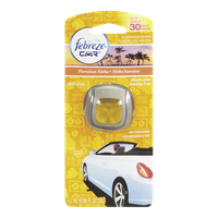 Febreze  Car Clip, Hawaiian Aloha (2mL)  - Urbery