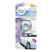 Febreze  Car Clip, Midnight Storm (2mL)  - Urbery