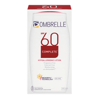 Maybelline Ombrelle Complete Water Resistant Lotion, SPF 60 (240mL)  - Urbery