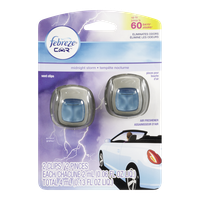 Febreze  Car Clip, Midnight Storm (4mL)  - Urbery
