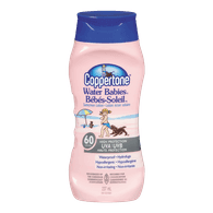 Coppertone Water Babies Sunscreen Lotion, SPF 60 (237mL)  - Urbery