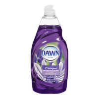 Dawn Dishwashing Detergent Ultra, Mediterranean Lavender (709mL)  - Urbery