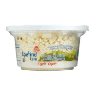 Feta Cheese, Cubes Light (150g)  - Urbery