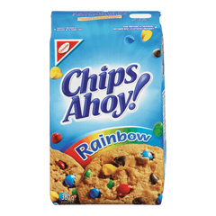 Christie Chips Ahoy! Rainbow Cookies (300g)  - Urbery