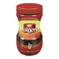 Folgers Instant Coffee (200g)  - Urbery