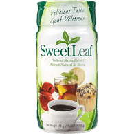 Sweet Leaf Natural Stevia Extract (115g)  - Urbery
