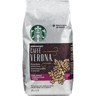 Starbucks Verona Blend Whole Bean (340g)  - Urbery