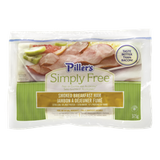Piller's  Simply Free Smoked Breakfast Ham (375g)