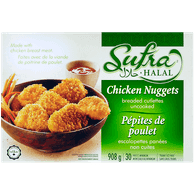 Sufra Halal Chicken Nuggets (908g)  - Urbery