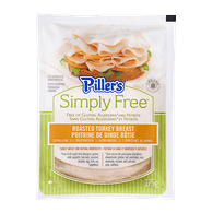 Deli Counter Piller's Simply Free Roasted Turkey Breast (175g)  - Urbery
