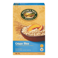 Nature's Path Crispy Rice Cereal (284g)  - Urbery