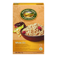 Nature's Path Whole O's Cereal (325g)  - Urbery
