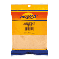Suraj Ginger, Ground (200g)  - Urbery