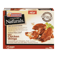 Schneiders Country Naturals Chicken Wings, BBQ (750g)  - Urbery