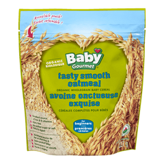 Baby Gourmet Baby Food Oatmeal Cereal (227g)  - Urbery